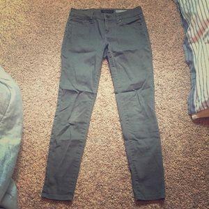 Grey Aeropostale jeans